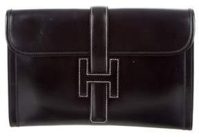 Hermes Box Jige 29 - BLACK - STYLE