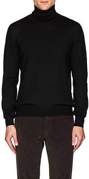 Barneys New York Men's Virgin Wool Turtleneck Sweater