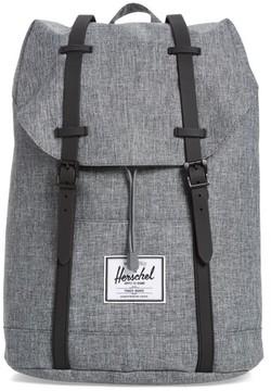 Herschel Men's Retreat Backpack - Grey