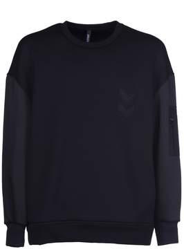 Neil Barrett Patch Sweatshirt