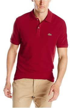 Lacoste Mens Pique Rugby Polo Shirt