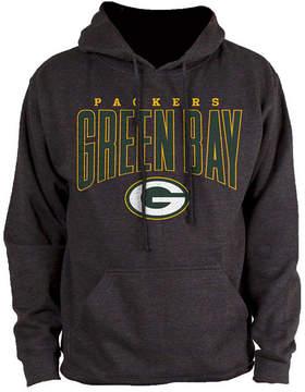 Authentic Nfl Apparel Men's Green Bay Packers Defensive Line Hoodie