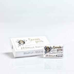 Santa Maria Novella Violet Milky-Based Soaps Box of 3