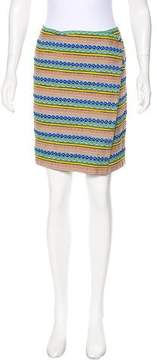 Boy By Band Of Outsiders Patterned Wrap Skirt