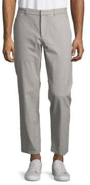 Black & Brown Black Brown Tailored-Fit Plaid Cotton Pants