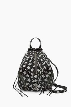 Rebecca Minkoff Convertible Mini Julian Backpack - NATURAL - STYLE