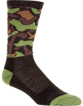 DeFeet Wooleator 6in Camo Sock