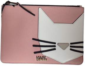 Karl Lagerfeld Other Leather Clutch Bag