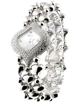 Chopard Pushkin Diamond Mother of Pearl Dial Ladies Watch