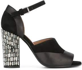 Marni peep toe Mary Jane sandals