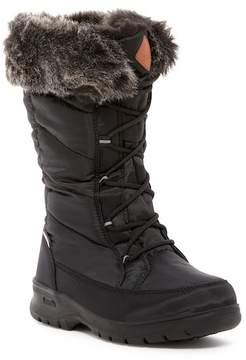 Kamik Yonkers Waterproof Faux Fur Boot