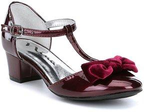 Nina Girls' Almira T-Strap Dress Shoes