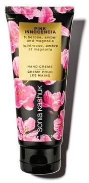 Sonia Kashuk Pink Innocencia Hand Crème