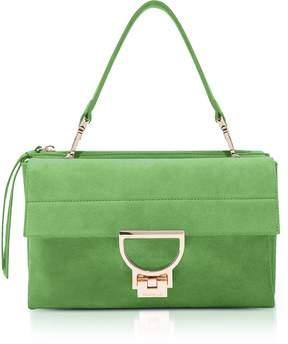 Coccinelle Arlettis Suede Shoulder Bag