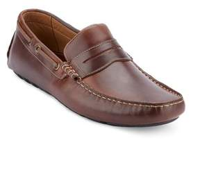G.H. Bass & Co & Co. Mens Warrick Casual Driver Loafer Shoe.