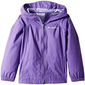 Columbia Kids Switchbacktm Rain Jacket Girl's Jacket