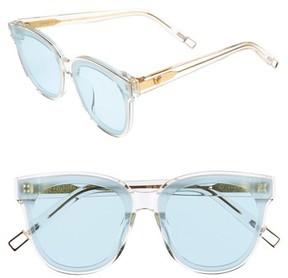 Gentle Monster Women's In Scarlet 68Mm Oversize Cat Eye Sunglasses - Clear