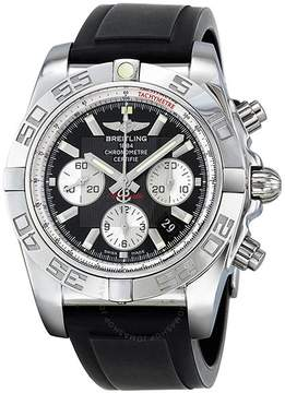 Breitling Chronomat 44 Automatic Chronograph Black Dial Men's Watch