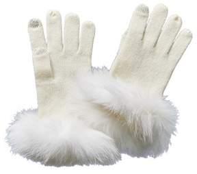 Sofia Cashmere sofiacashmere Sofiacashmere Touchscreen Cashmere Gloves.