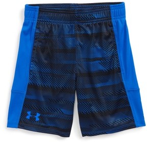 Under Armour Toddler Boy's Stunt Speed Lines Heatgear Shorts
