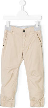 DKNY gathered ankle trousers