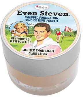 TheBalm Even Steven Whipped Foundation Lighter than Light
