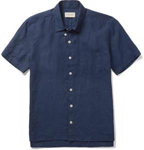 Oliver Spencer Linen Shirt