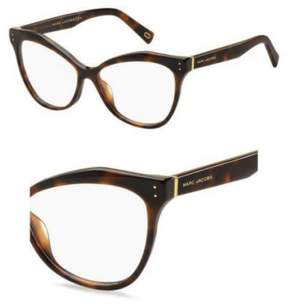 Marc Jacobs Eyeglasses 125 0ZY1 Havana Medium