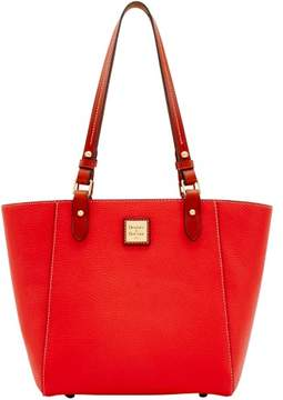 Dooney & Bourke Pebble Grain Janie Tote - SALMON - STYLE