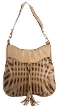 Steven Alan Laser Cut Leather Hobo