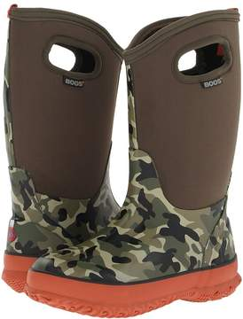 Bogs Classic Camo Boys Shoes