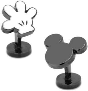 Disney Mickey Mouse Helping Hand Men's Cuff Links