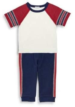 Splendid Baby Boy's Raglan Tee and Pants Set