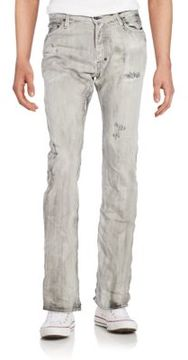 PRPS Rai Straight-Leg Jeans
