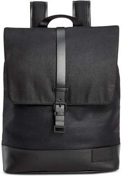 Calvin Klein Coated Canvas Backpack