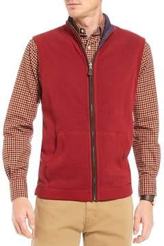 Daniel Cremieux Full-Zip Reversible Vest