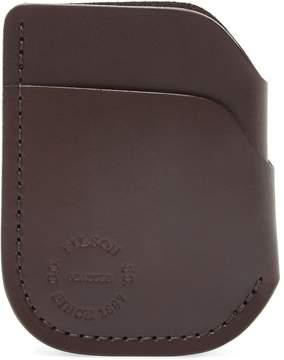 Filson Men's Leather Cash & Card Case