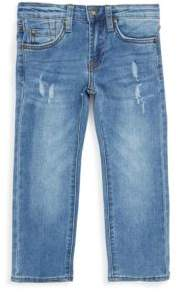 7 For All Mankind Little Boy's Ripped Jeans