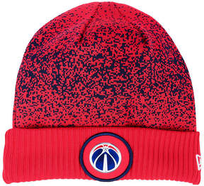 New Era Washington Wizards On Court Collection Cuff Knit Hat