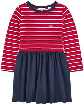 Lacoste Striped dress