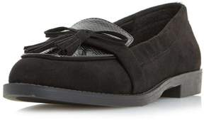 Head Over Heels *Head Over Heels by Dune Black 'Gerrie' Loafers