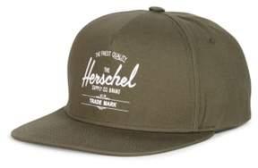 Herschel Whaler Snapback Baseball Cap
