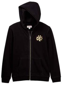 True Religion Studded Foil Hoodie (Big Boys)