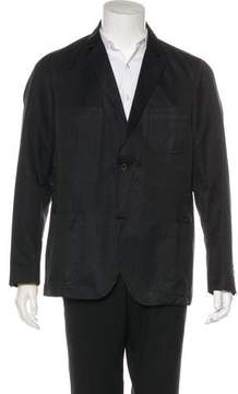 Billy Reid Linen & Silk Blazer
