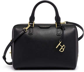 Henri Bendel West 57Th Barrel Satchel
