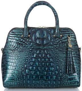 Brahmin Melbourne Collection Sydney Tasseled Satchel