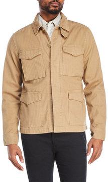 Alex Mill Herringbone Shirt Jacket