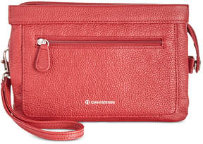 Giani Bernini Softy Leather Crossbody Wallet