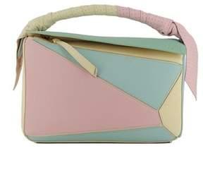 Loewe Women's Multicolor Leather Shoulder Bag.