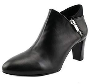 Alfani Womens Errane Leather Closed Toe Ankle Fashion Boots.